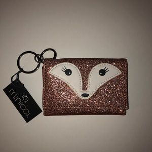 Minicci | Sparkle Small Fox Wallet